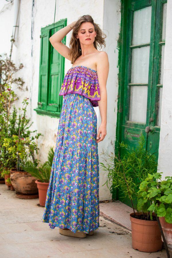 ropa hippie chic