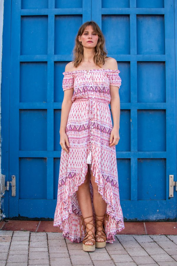 ropa bohemia mujer